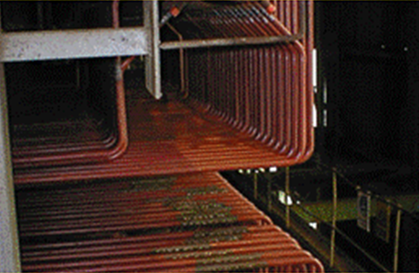 Piping, High Pressure Heaters
