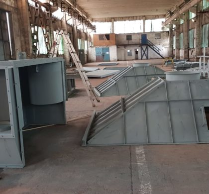 Electrofilter Housing