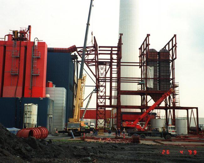 Amager Waste Incineration Plant