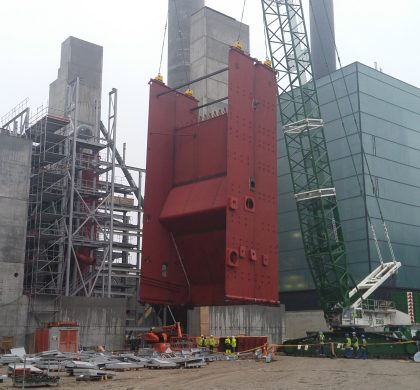 Lisbjerg Biomass Incinerator, Lisbjerg 120MW, 110 bar and 540° C