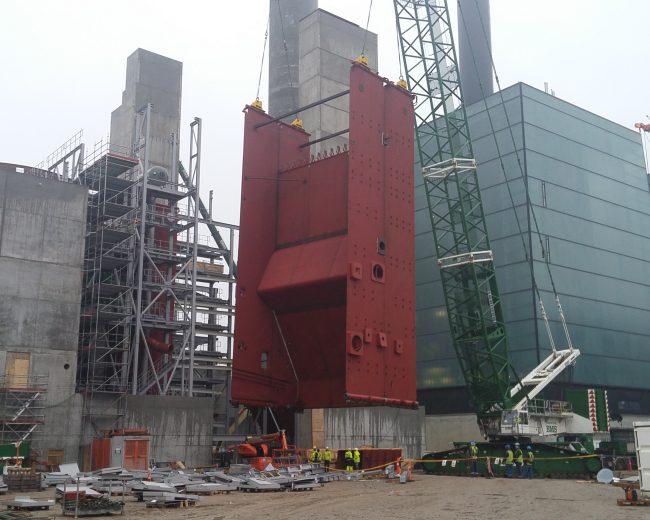 Burmeister & Wain Energy – Lisbjerg Biomass project