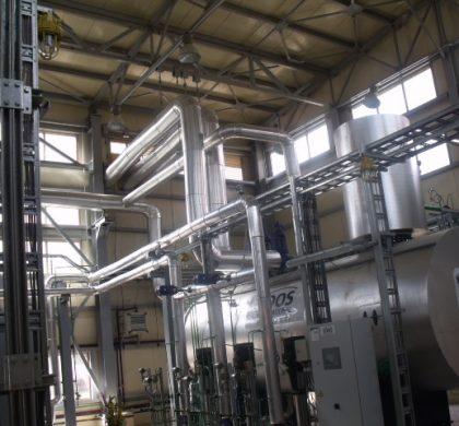 Start-Up Plant 2×20 t/h for Unit 4 150MW, Paroşeni Power Plant