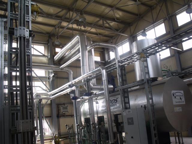 Termoelectrica – Paroşeni start-up