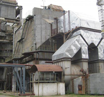 Electrostatic Precipitator, CET Timişoara