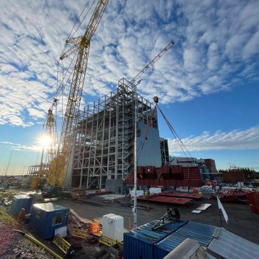Sumitomo SHI-FW Energia – VuC Bioheat – ongoing